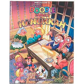 The Doodle Family Illustrated Hanukkah Book