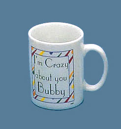 Ceramic Mug Bubby
