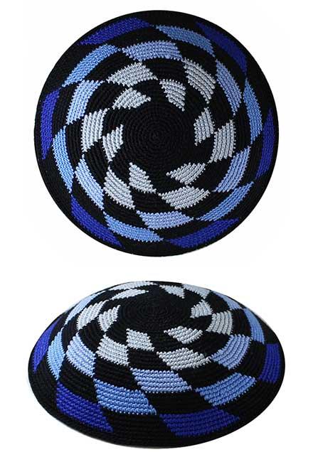 Knitted Kippot At Its Best We Guarantee These Kippah Sruga To