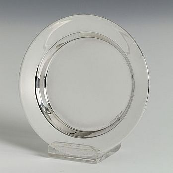 Sterling Silver Kiddush Cup Tray