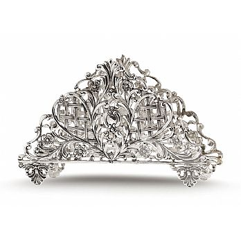 Sterling Silver Napkin Holder