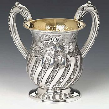 Sterling Silver Wash Cup - Verienta