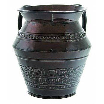 Aluminum Coated Wash Cup - Jerusalem
