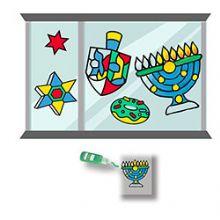 Hanukkah arts crafts activities kids art kits diy hanukkah crafts solutioingenieria Images