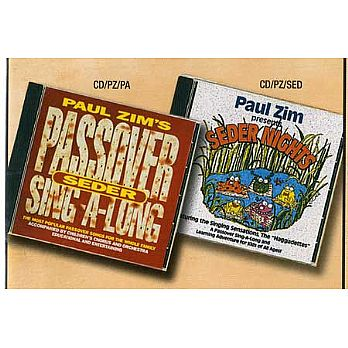 Passover CD's by Paul Zim