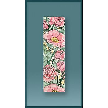 Roses Car Mezuzah