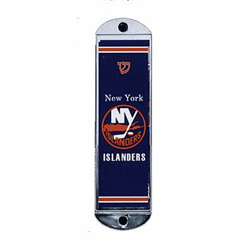 Metal Car Mezuzah - Islanders