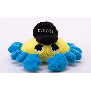 Jewish Pet Toy - Kvetch / Crab