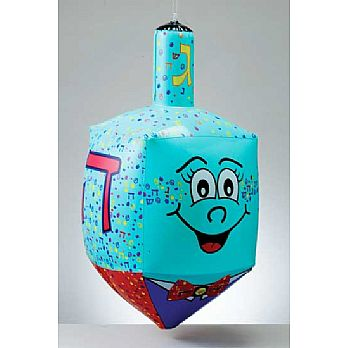 Jumbo Inflatable Dreidel - 24'' Tall