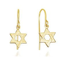 Jewish Earrings