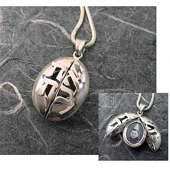 Love Lady Bug Locket