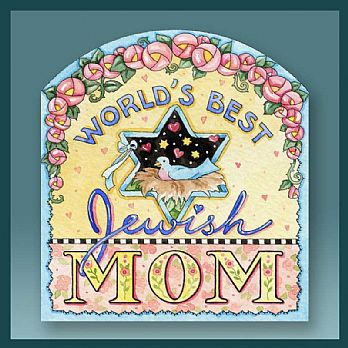 Jewish Mom Magnet