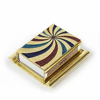 Swirl Match Box Set - Box and Tray