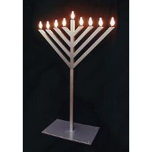 Super Large Professionally Built Display Menorahs