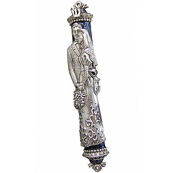 Large Wedding Mezuzah