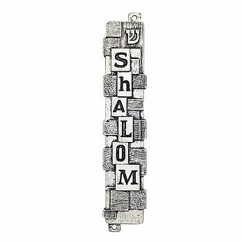 The Shalom Mezuzah Cover