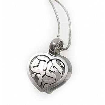 "Heart ""Love"" Necklace"