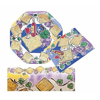 Passover Paper Tableware Collection