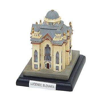 Paper Weight - Lucenec Synagogue