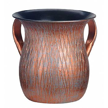 Artistic Wash Cup - Copper Rustic