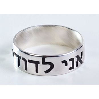 Modern Sterling Ani Ledodi Band (Ring)