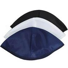 Unlined Shul Kippot Bulk Pack of 144Satin Kippah  personalized yarmulkes for weddings   bar mitzvah  . Kippahs For Wedding. Home Design Ideas