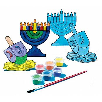 Hanukkah Suncatcher Kit