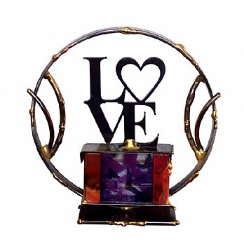 Gary Rosenthal Small Lasercut Love Keepsake