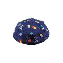 Custom Satin Kippot - Customer Fabric